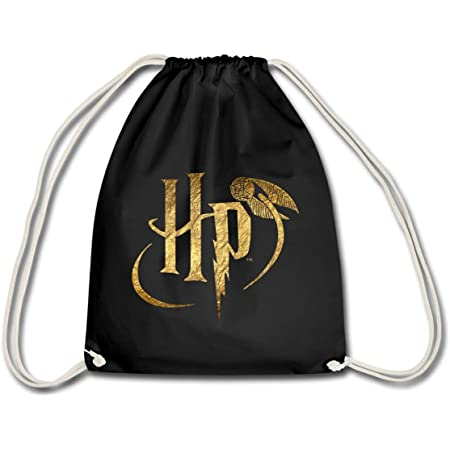 Spreadshirt Harry Potter Logo HP Turnbeutel