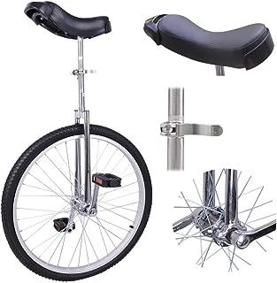 Keinode Bicicleta de Equilibrio de 24 Pulgadas a Prueba de derrape para Bicicleta de montaña, Ciclismo, Equilibrio, Ejercicio, Entrenamiento de Aprendizaje de Altura Ajustable