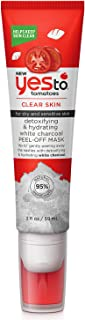 Yes To Charcoal Detoxifying and Hydrating White Charcoal Peel-Off Mask
