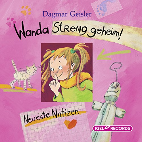 Wanda - Streng geheim!  By  cover art