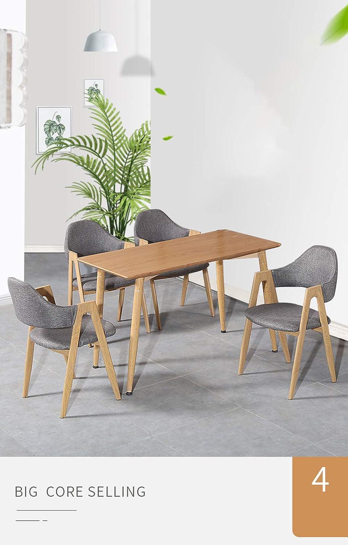 Salle à Manger Chaise Un Mot Chaise Maison Simple Chaise Chaise Restaurant Restaurant thé café Table et chaises-19 15