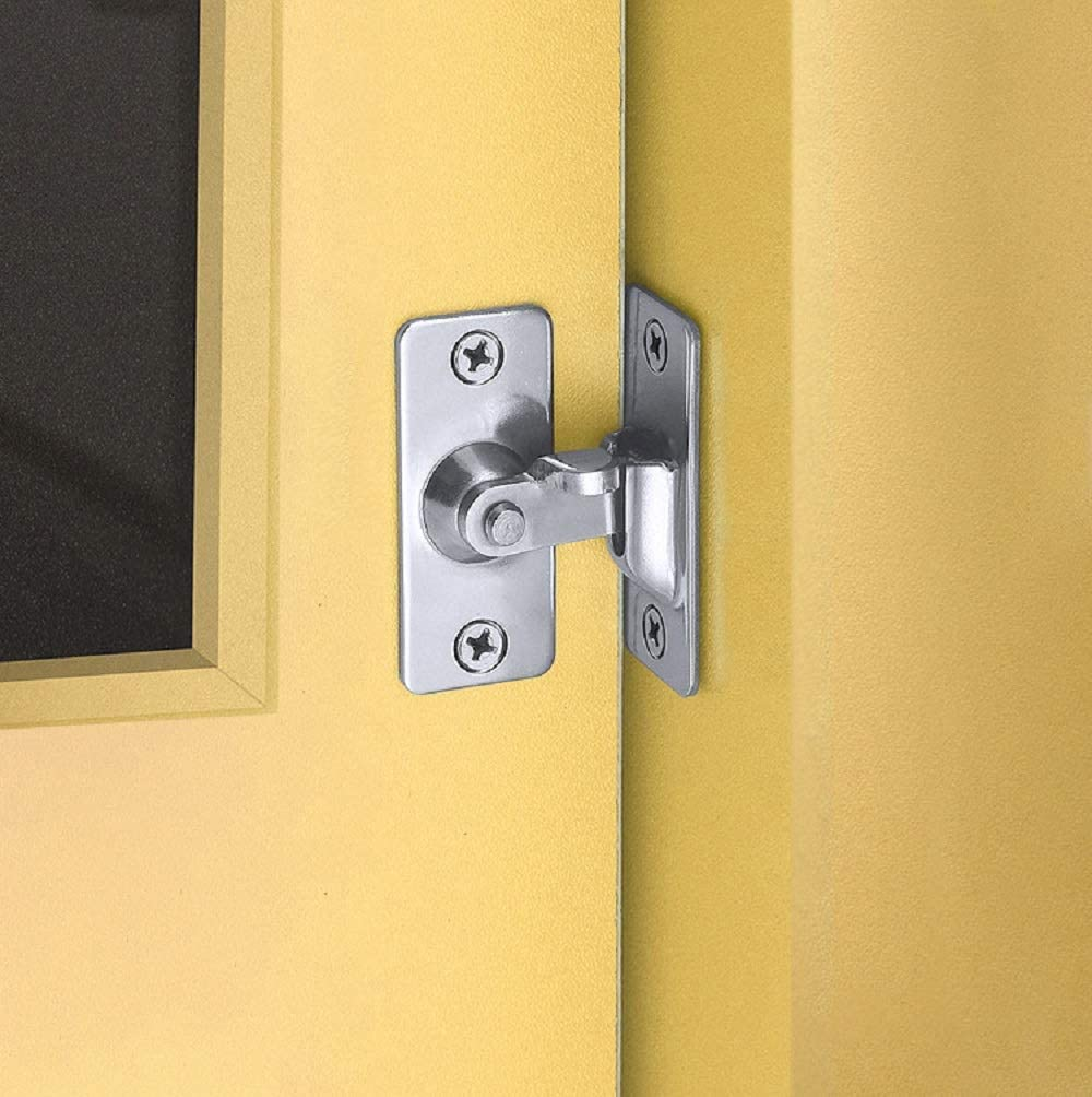 National products 90 Degree Right Angle Lock Bolt It is very popular D barn Sliding cam Door for