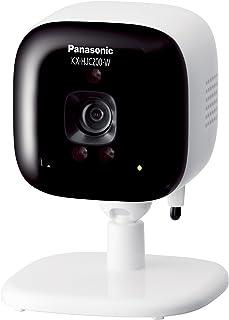 パナソニック ネットワークカメラ スマ@ホーム 屋内カメラ KX-HJC200-W