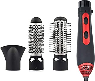 Professional Hot Air Brush Hair Dryer Brush Volumizer Ionic Blow Dryer Brush Electric Hot Air Brush Hair Dryer,UK