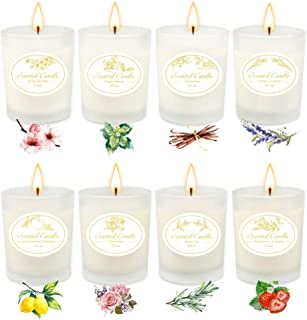 Sponsored Ad - Candles,Xmas Gifts for Mom, Candles for Home Scented , House Energy Cleansing, Birthday Gifts for Women, St...
