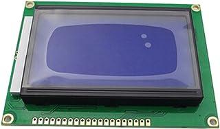 Nrpfell St7920 128X64 12864 Display LCD Modulo Seriale Parallelo Retroilluminato Blu per 5V