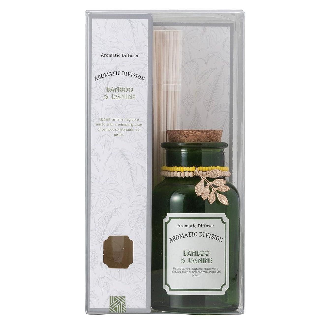 《アロマの香りで癒される》イシグロ ルームフレグランス ロアンヌ70171グリーン?スイートジャスミン