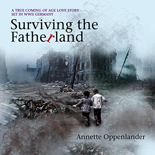 Surviving the Fatherland audiobook cover art