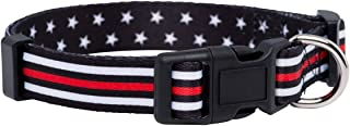 firefighter dog collar