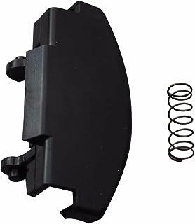 BGE515: Armrest Center Console Repair Latch Clip Catch Button Black for VW Passat B5 JetAudita Bora Golf MK4 Skoda Octavia...