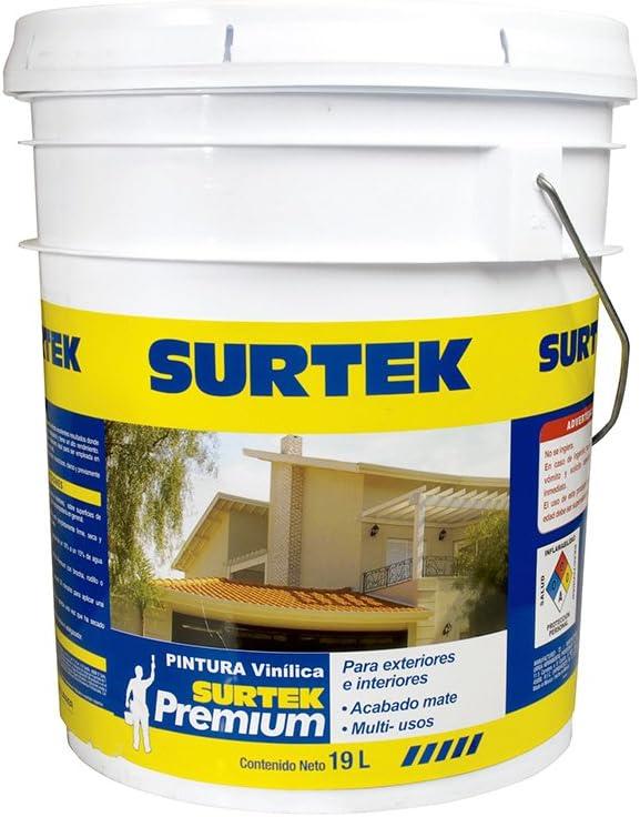 SP10414 SURTEK Premium vinyl 19lt yellow 格安店 paint 正規品 bright