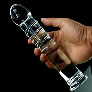 cold glass dildo