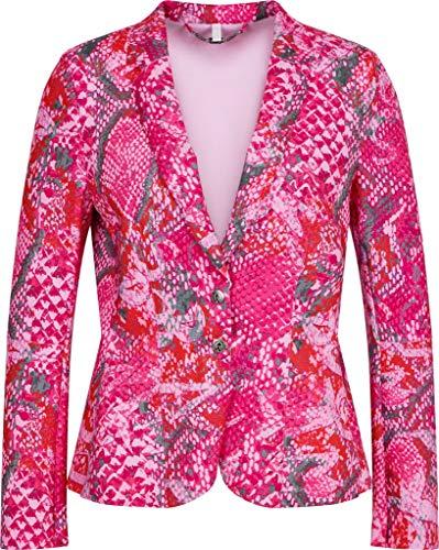 Sportalm Damen Blazer Größe 36 EU Pink (pink)