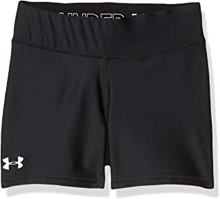 "Under Armour Girls' 4"" Volleyball Short"