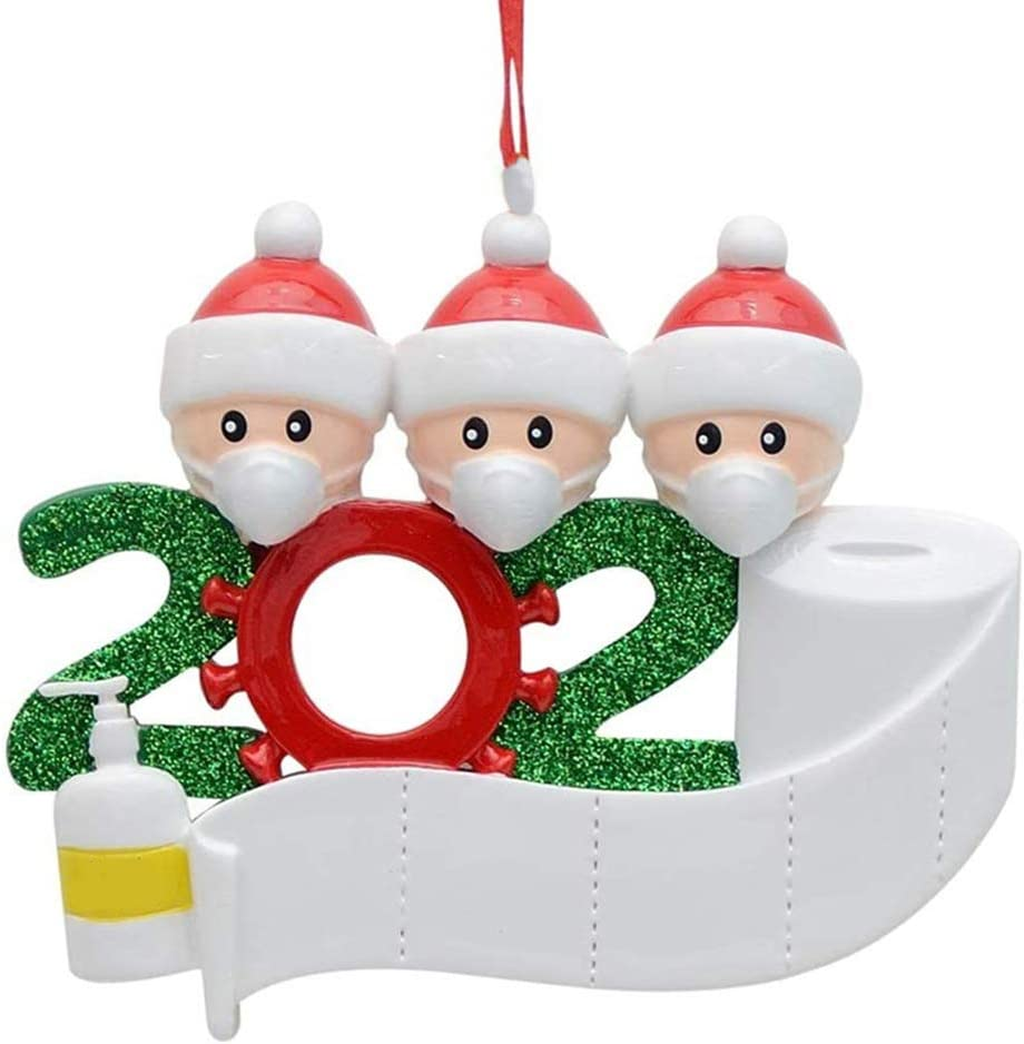 Import Entweg NEW before selling ☆ Christmas Ornament kit H Family Tree Customized
