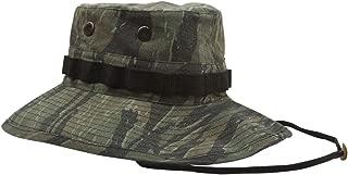 Vintage Tiger Stripe Vietnam Boonie Hat