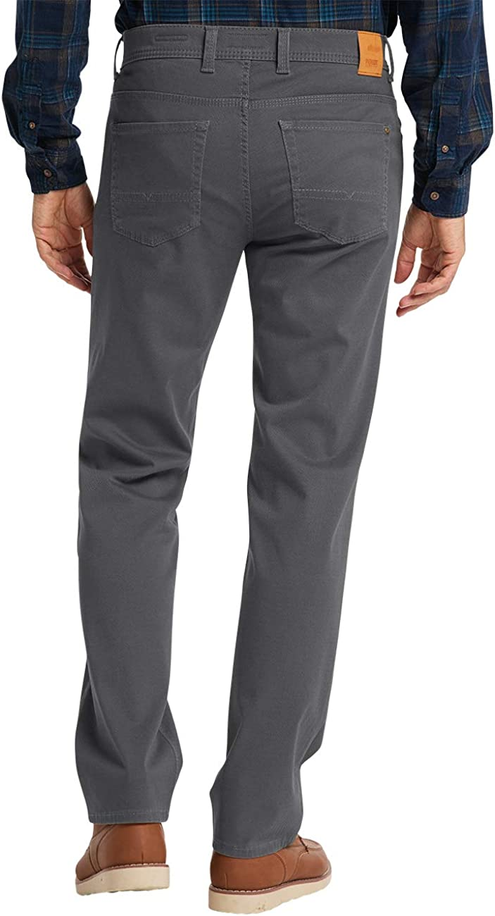 Pioneer Thomas Jeans Homme Gris