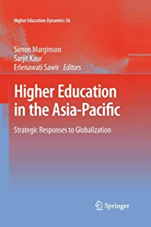 Higher Education in the Asia-Pacific: Strategic Responses to Globalization