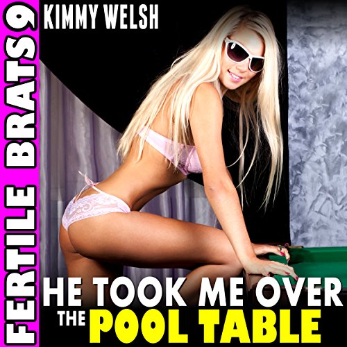 He Took Me over the Pool Table audiobook cover art