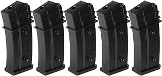 Umarex H&K G36 140 Round Mid-Cap Airsoft Gun AEG Magazine - Pack of 5