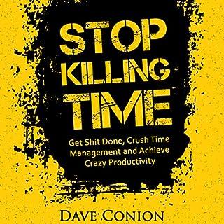 Stop Killing Time cover art