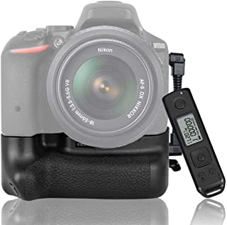 Meike MK-A7II A72 Pro 2.4GHz Wireless Control Battery Grip VG-C2EM Replacement for Sony A7 II A7ii A7R II with Venidice Cloth