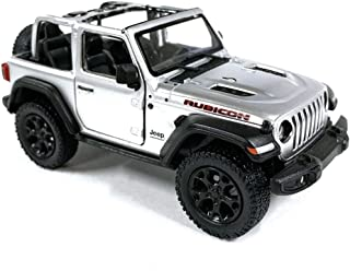 Best silver jeep wrangler rubicon Reviews
