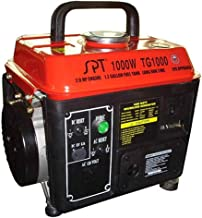 Sunpentown 1000W 2.0 HP Gasoline Generator w CARB Approved Design & 1.2 Gal Tank