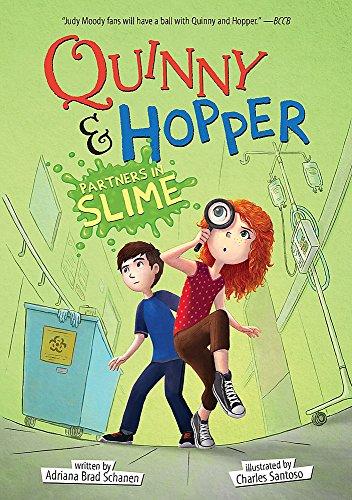 Partners in Slime (Quinny & Hopper, 2)