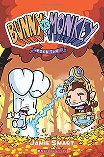 Bunny vs. Monkey: Book Two, Volume 2