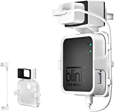 Outlet Wall Mount for Blink Sync Module 2,Simple Mount Bracket Holder for All-New Blink Outdoor and All-New Blink Indoor H...