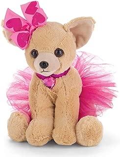 Bearington Chichi Chihuahua Stuffed Animal Toy Puppy Dog with Tutu 13