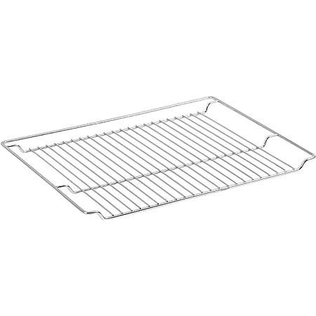 ICQN grille de four universelle   Grille de four compatible avec Bosch Siemens 57487600574876   Grille de cuisson pour four chromé   465 x 375 mm