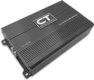 $219 » CT Sounds CT-150.4D Full-Range Class D 4 Channel Car Audio Amplifier, 1000 Watts RMS