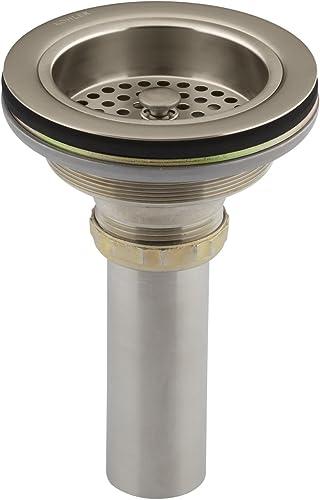 """wholesale KOHLER K-8801-BV Duostrainer online Sink Strainer, Vibrant Brushed new arrival Bronze,1.5"""" online"""