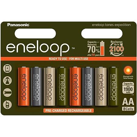 Panasonic Eneloop Expedition Ready To Use Ni Mh Akku Elektronik