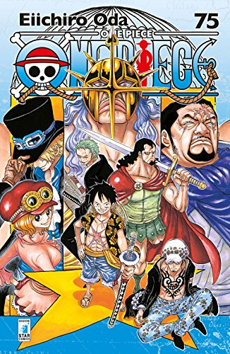 One piece. New edition (Vol. 75)