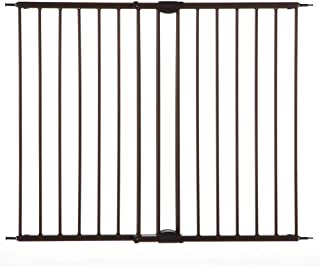 "North States Mypet 47.8"" Windsor Walk Thru Petgate: Heavy Duty Metal Construction. Hardware Mount. Fits 28.68""-47.85"" Wide..."
