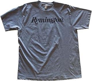 Remington Men's Script Logo Short Sleeve T-Shirt