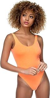 6b95e7e05459 Amazon.com: 1X - Bodysuits / Tops, Tees & Blouses: Clothing, Shoes ...