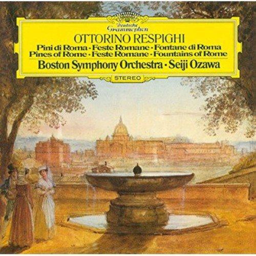 Resphighi Pini Di Roma, Feste Romane, Fontane Di Roma [Platinum SHM-CD]