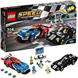 LEGO Speed Champions - Coches Ford GT de 2016 y Ford GT40 de 1966 (75882)