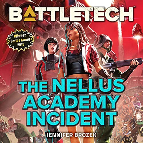 BattleTech Audiobook By Jennifer Brozek cover art
