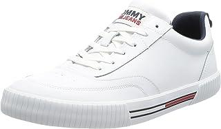 Tommy Jeans Herren Core Leather TJM Vulc Sneaker