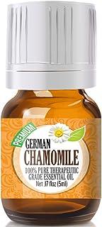German Chamomile 100% Pure, Best Therapeutic Grade Essential Oil - 5ml
