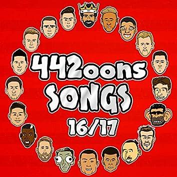 442oons Songs 16/17