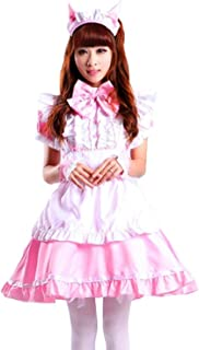 Anime Cosplay Costume French Maid Outfit Halloween