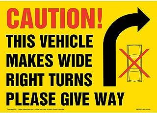 Best adhesive vehicle signs Reviews