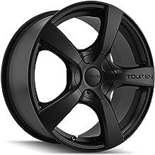 TOUREN TR9 Wheel with Matte Black (19 x 8.5 inches /5 x 74 mm, 40 mm Offset