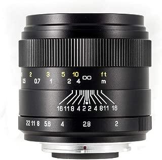 Mitakon 35mm f/2 (Canon EF) Standard-Prime Lens for Canon SLR Cameras